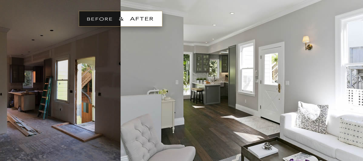 before amp after atelier no l interior design